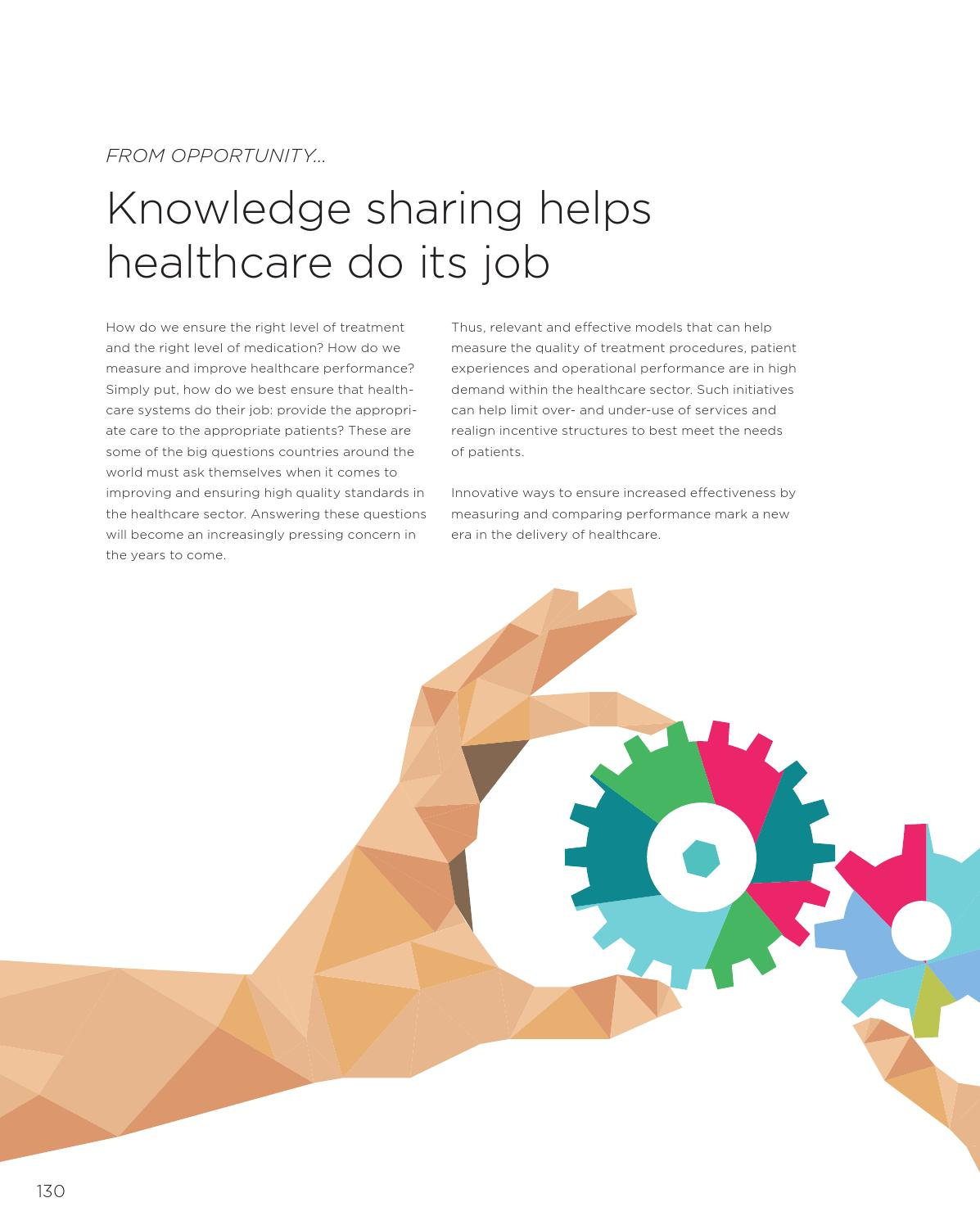 The State of Healthcare: From Challenges to Opportunities by