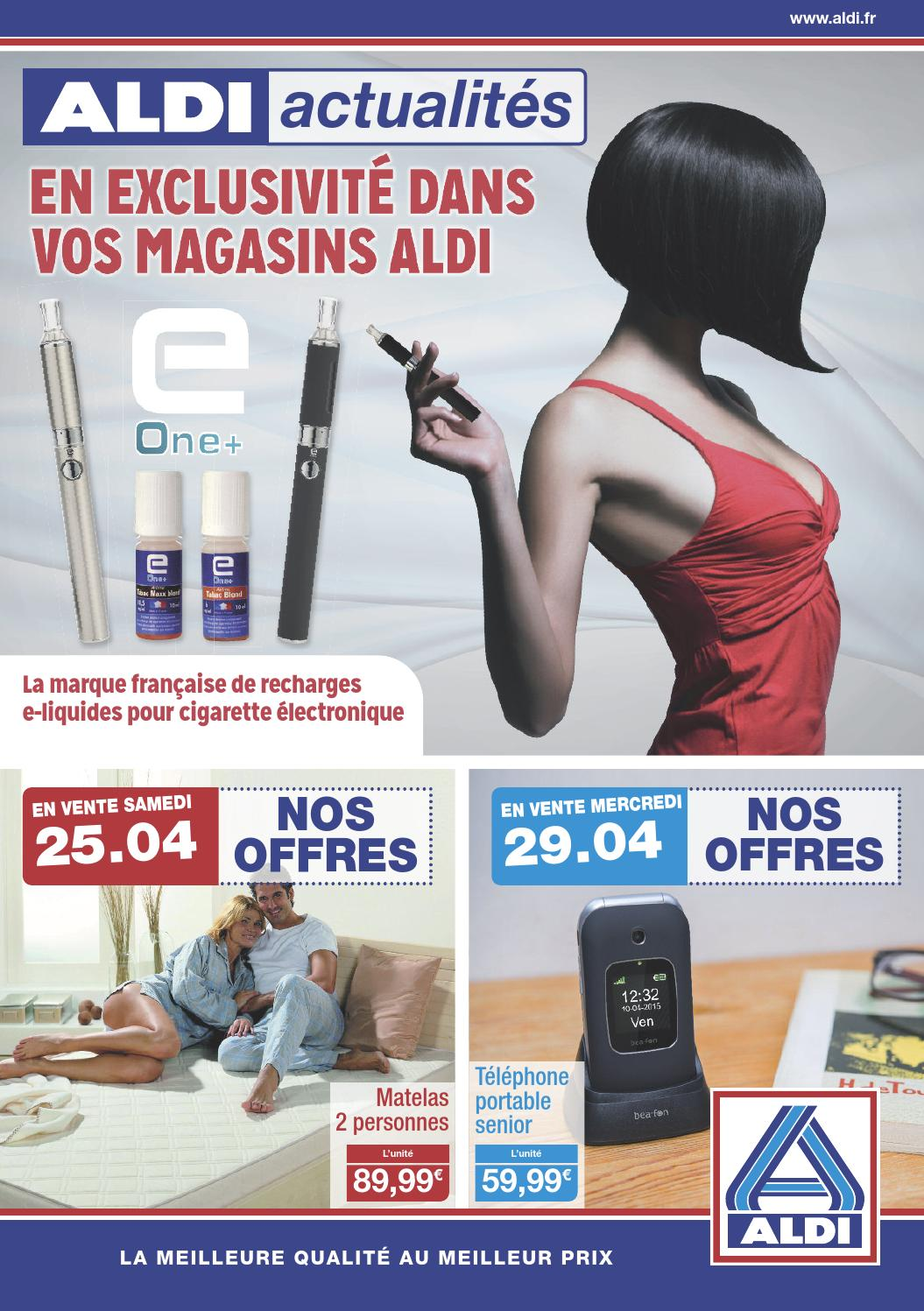 aldi catalogue 25avril 1mai2015 by issuu. Black Bedroom Furniture Sets. Home Design Ideas