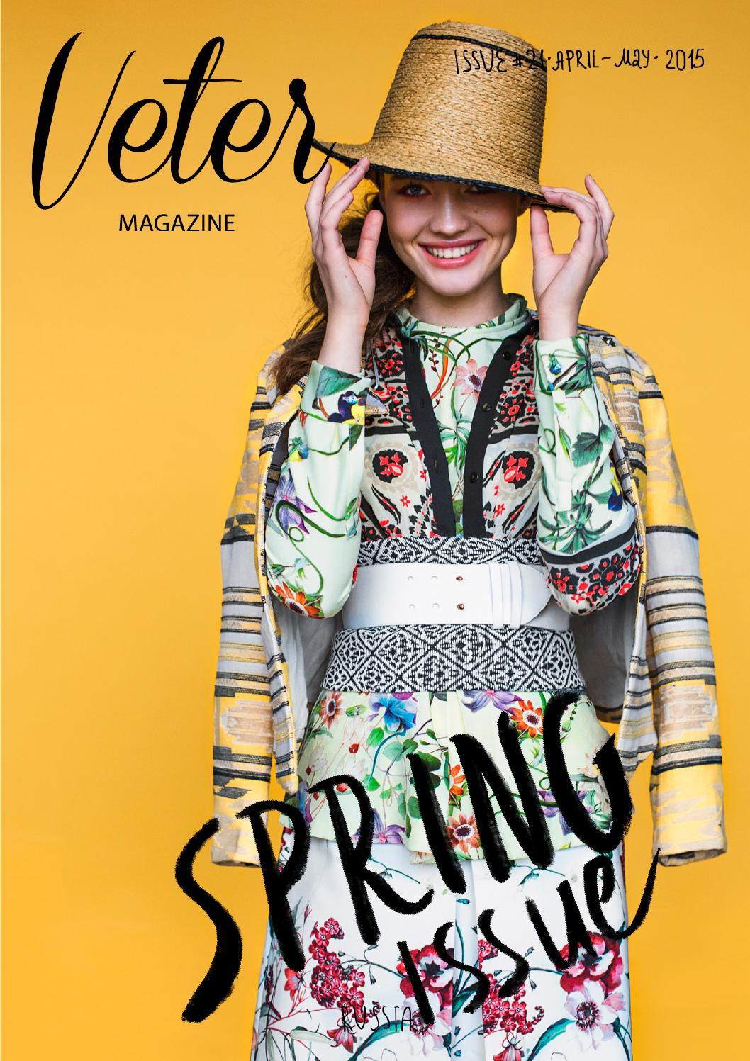 Veter Magazine April - May 2015 by Veter Magazine - issuu