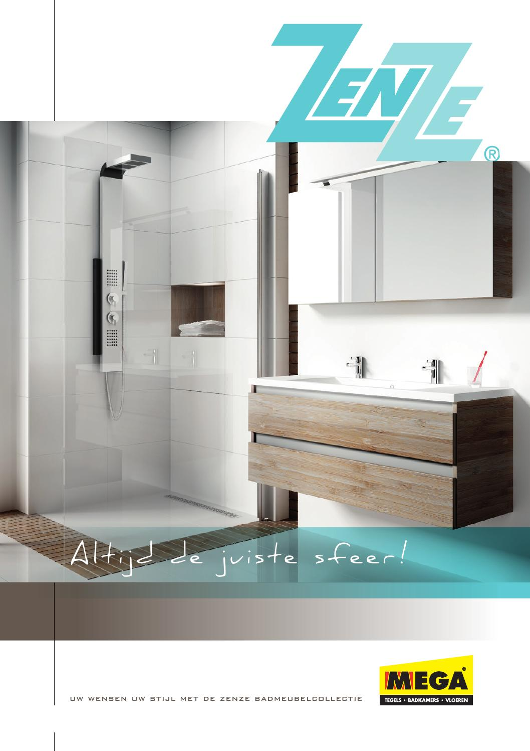 Zenze Brochure - Megategel Private Label by Mega - issuu
