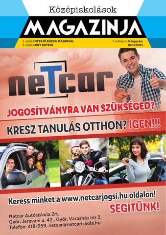 "Cover of ""Kozmag 2015 02 gyor online"""