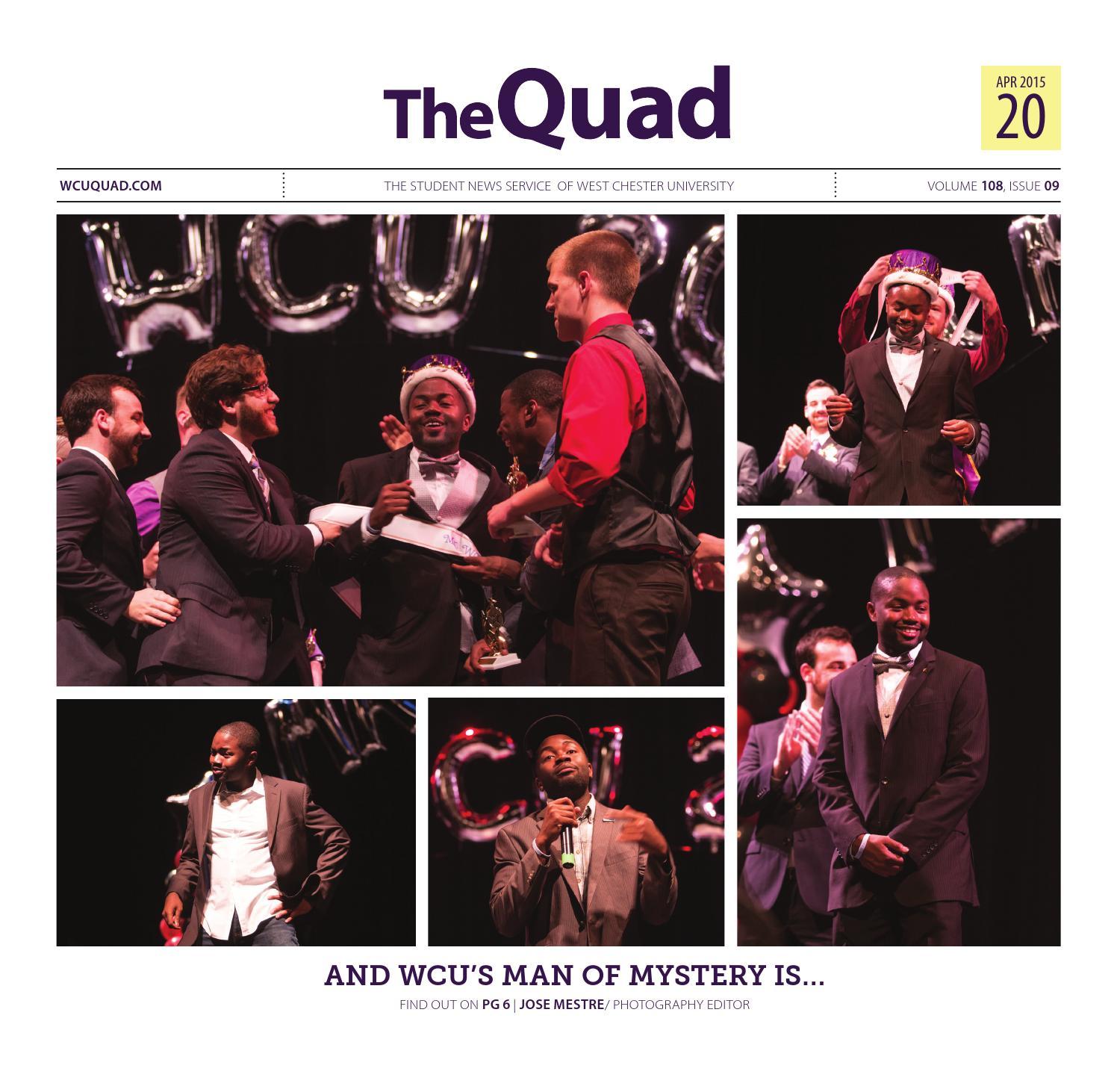 The Quad 108-09 by The Quad - issuu
