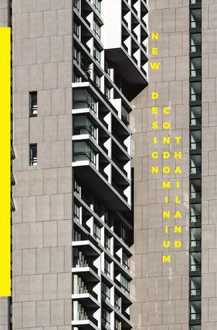 New Design Condominium Thailand By Li Zenn Issuu