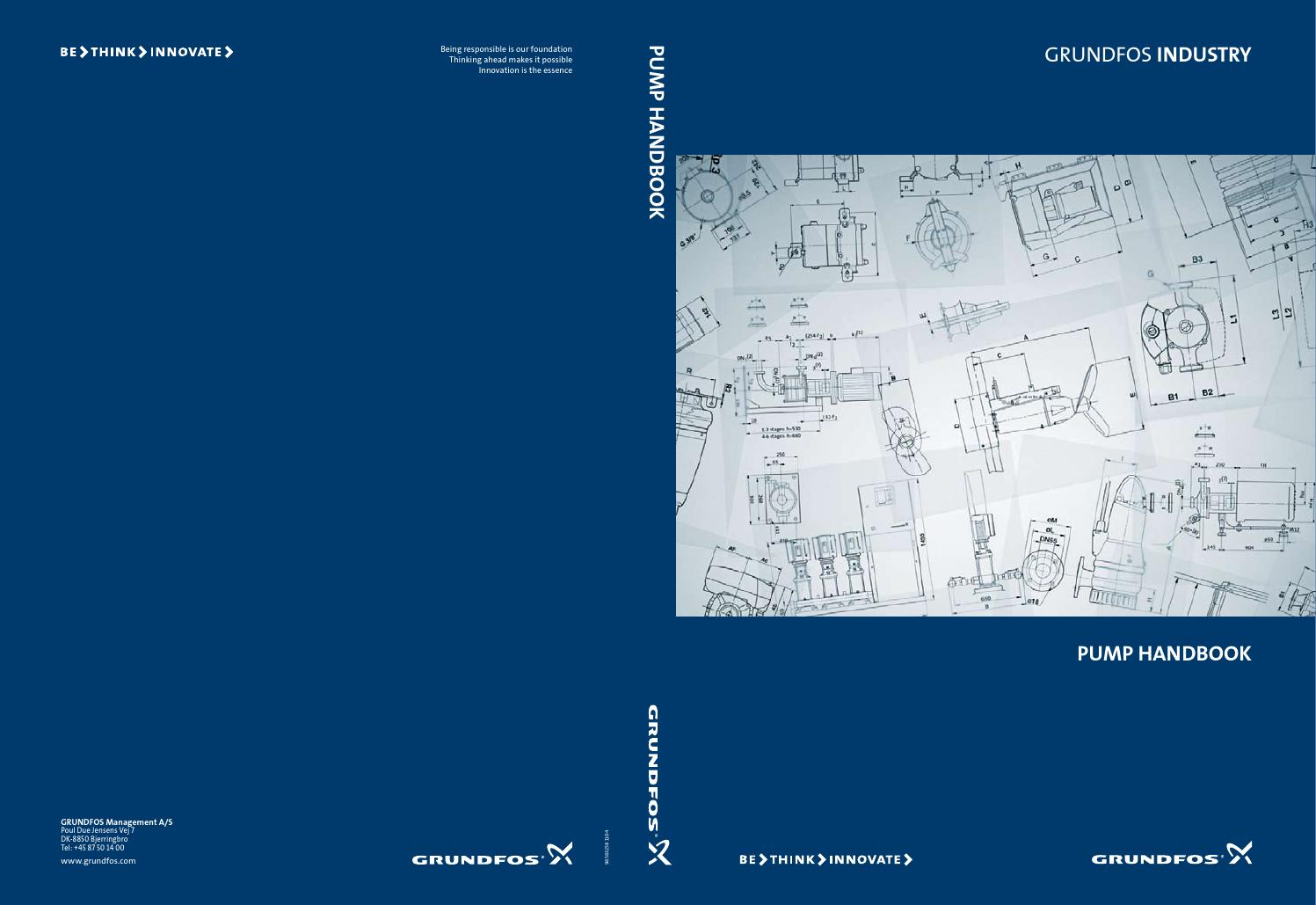 Pump Handbook Grundfos Industry By Ahmad Fikry Issuu 230v Wiring Diagrams