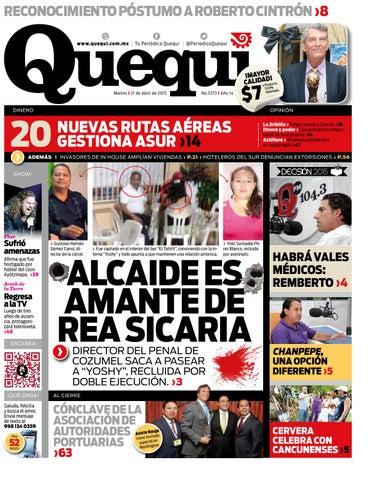 585ed8222 TU PERIODICO QUEQUI by Quequi - issuu