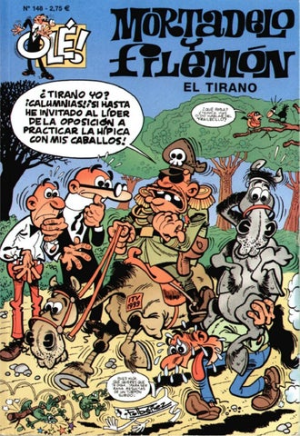 Mortadelo Y Filemon Pdf