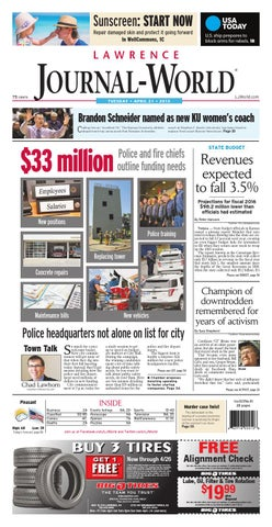 f5f0816d148 Lawrence Journal-World 04-21-2015 by Lawrence Journal-World - issuu