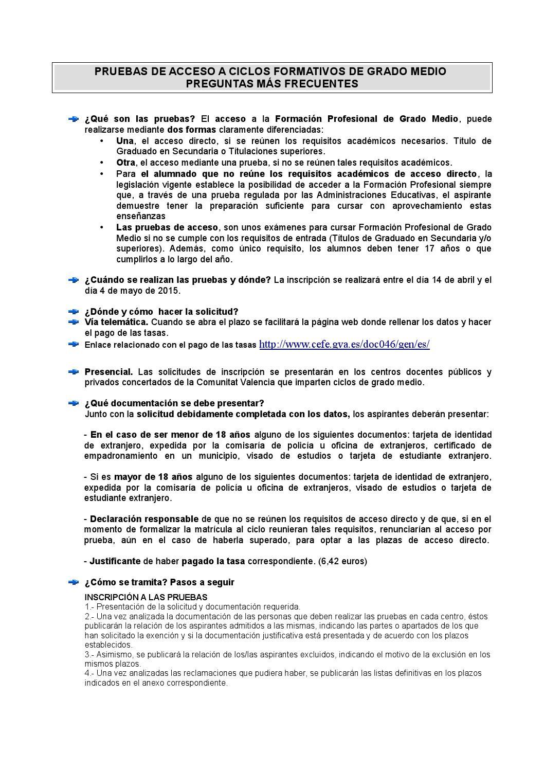Orientación Pfqb By Ies Los Montesinos Ies Issuu