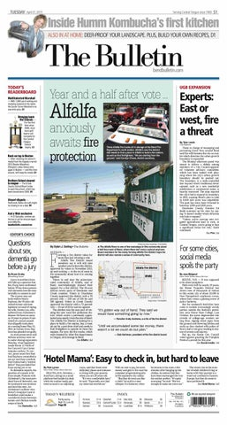 e2455e6db0a Bulletin Daily Paper 04-21-15 by Western Communications