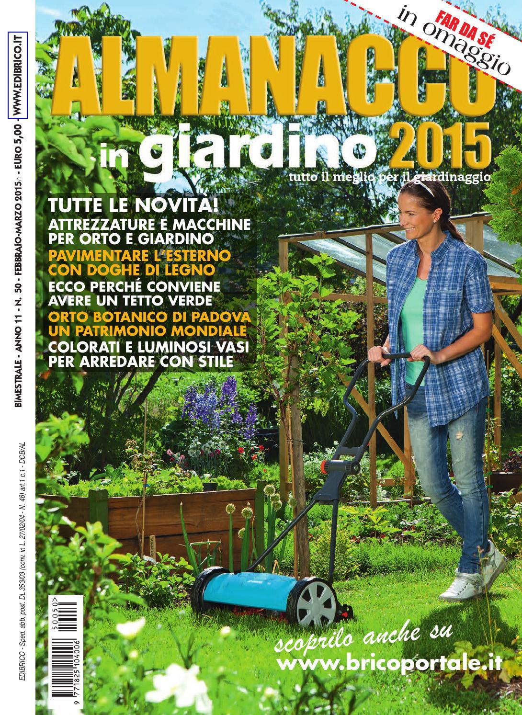 Almanacco in Giardino 2015 by Edibrico - issuu 8f6cbc6bc811