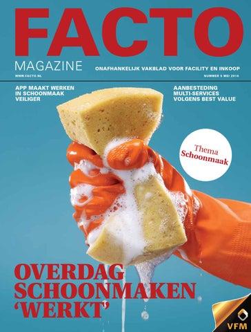 Facto Magazine 5 Mei 2015 By B B Vakmedianet Issuu
