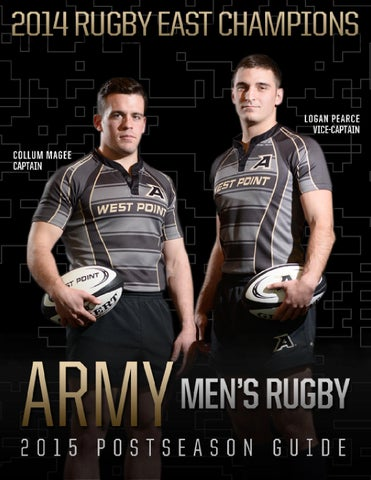 d1868f7035f 2015 Men s Rugby Postseason Media Guide by Army West Point Athletics ...