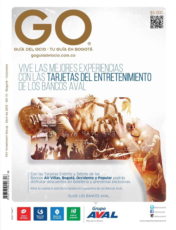 GO EDICIÓN 111 by Go Guia Del Ocio - issuu