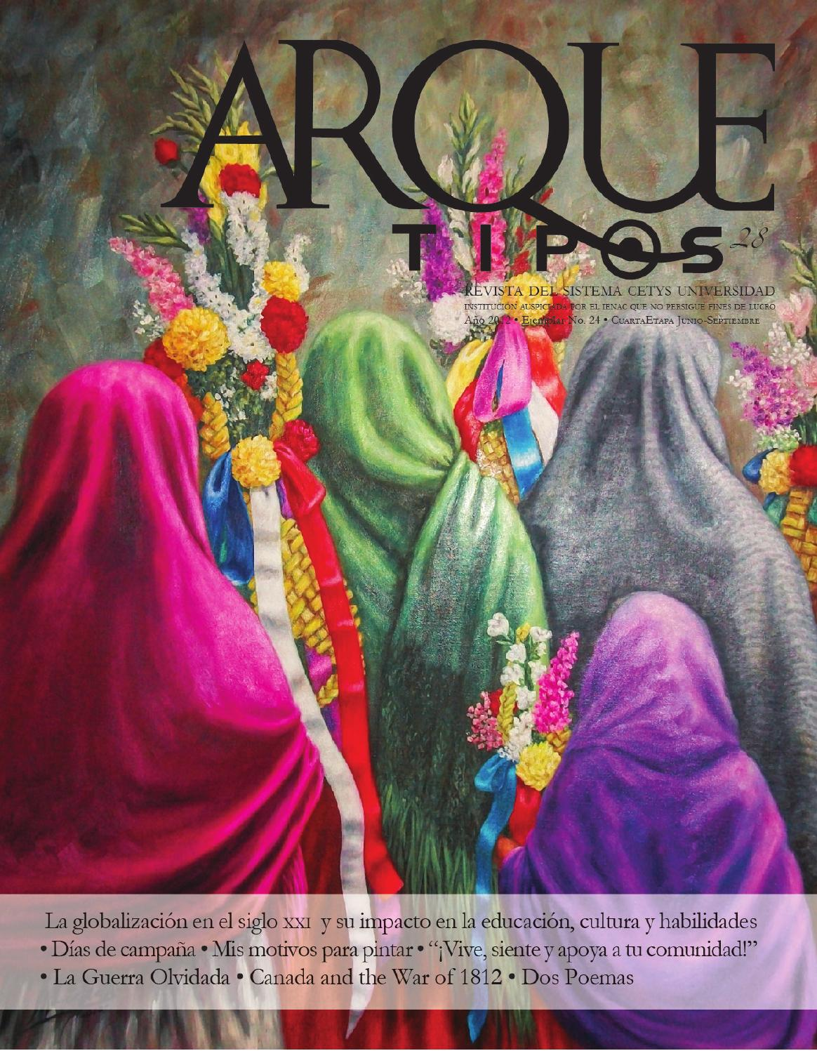 Arquetipos 28 by Revista Arquetipos - issuu