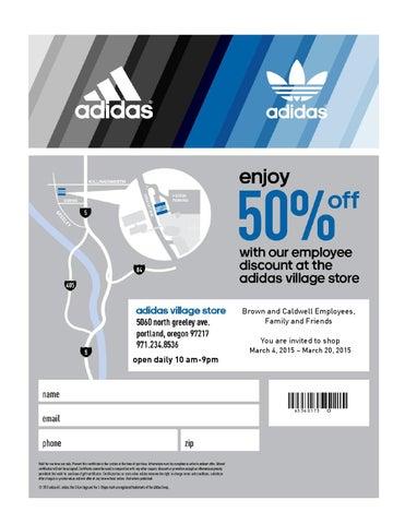 employee store adidas