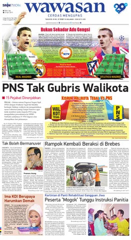 WAWASAN 22 April 2015 by KORAN PAGI WAWASAN - issuu 1d1e8de1b3