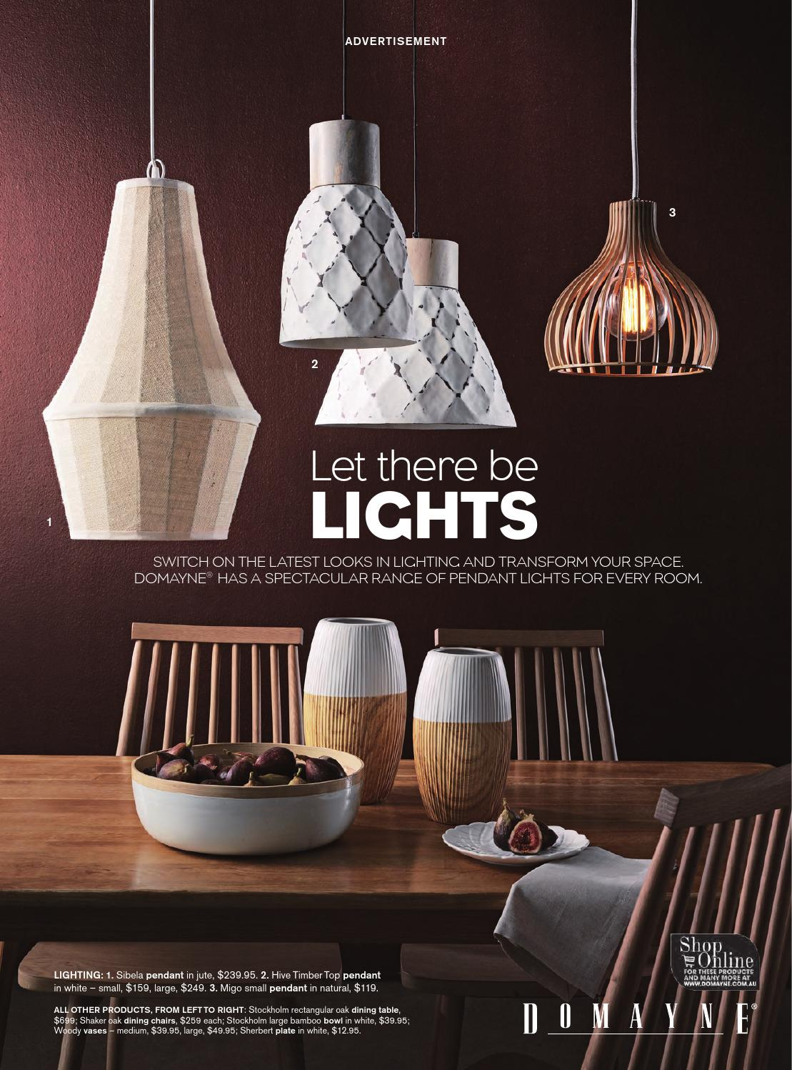 Let There Be Lights By Generic Publications Issuu