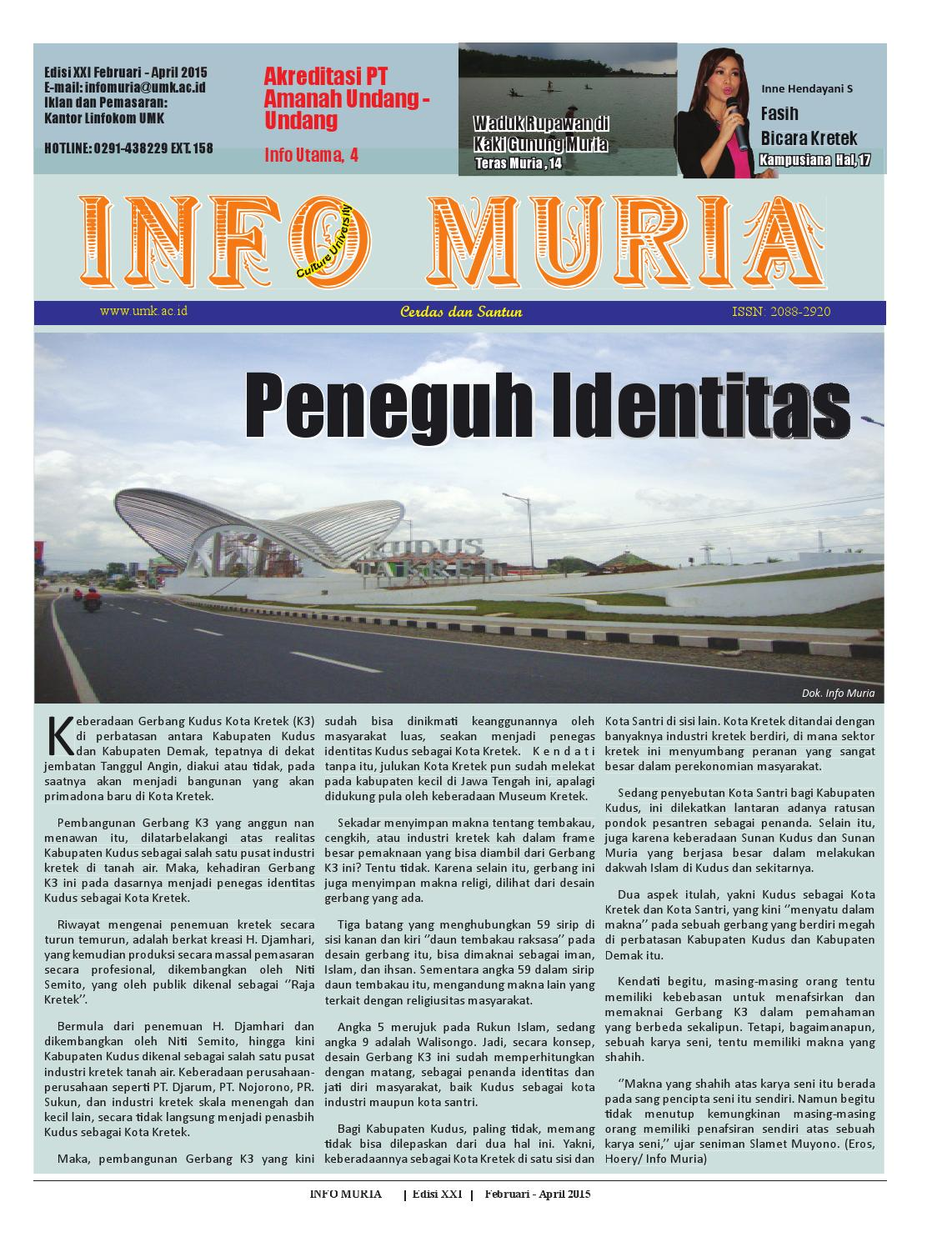 Info Muria 21 By Issuu Buah Parijoto Asli