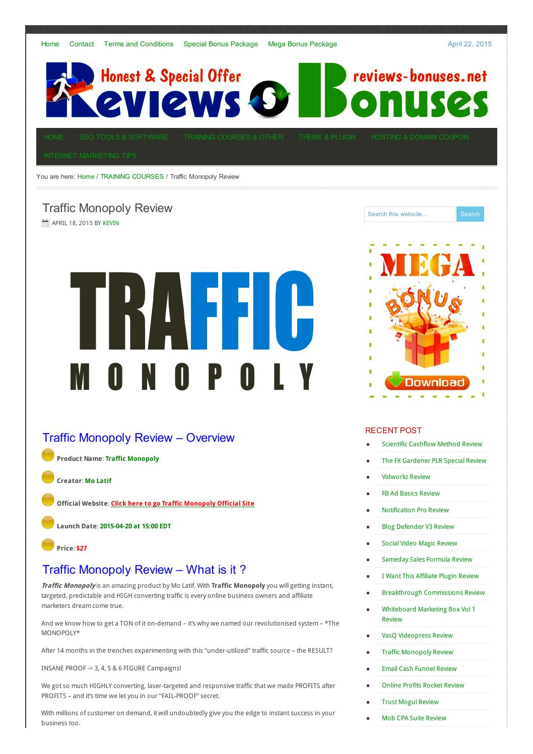 traffic monopoly coupon code