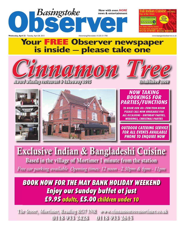 22 April 2015 Basingstoke Observer By Taylor Newspapers Issuu Kody Beige Nokha Boot Women 39
