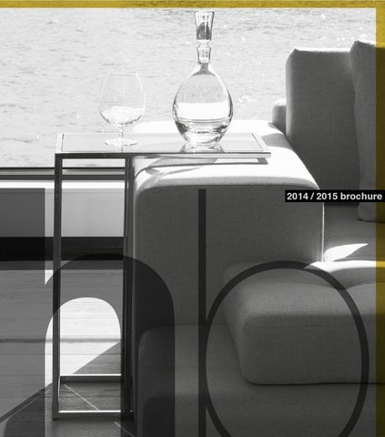 Joli Catalogus 2015 Outdoor Furniture And Indoor Furniture By Joli   Issuu