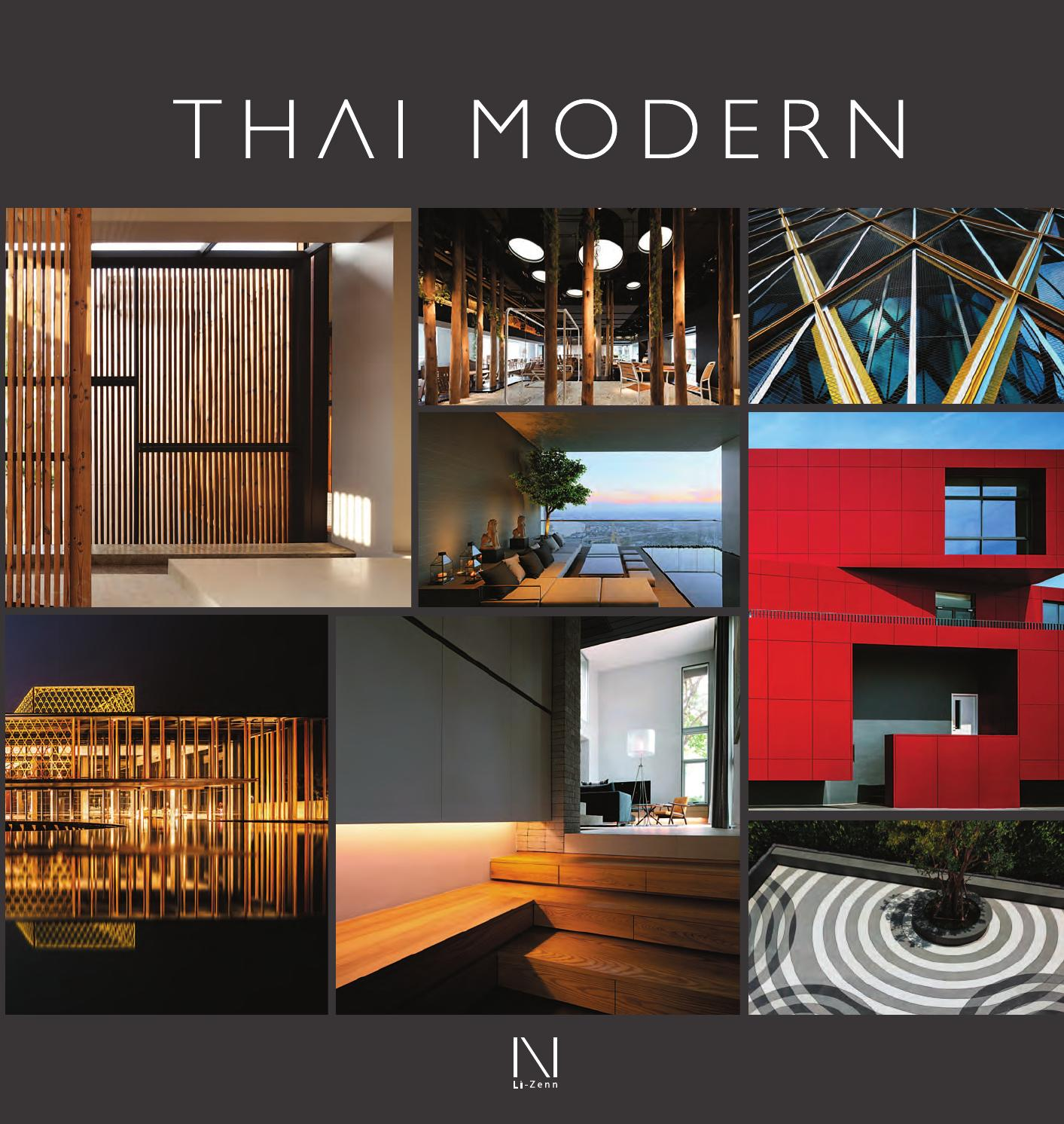 Thai modern by li zenn issuu for Thai modern house style