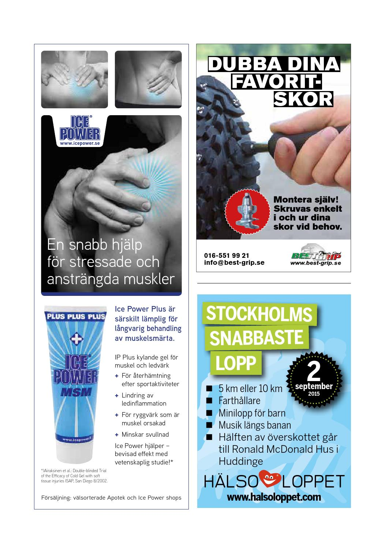 ice power gel apoteket