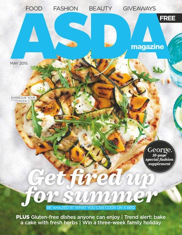 Asda Magazine May 2015 By Asda Issuu