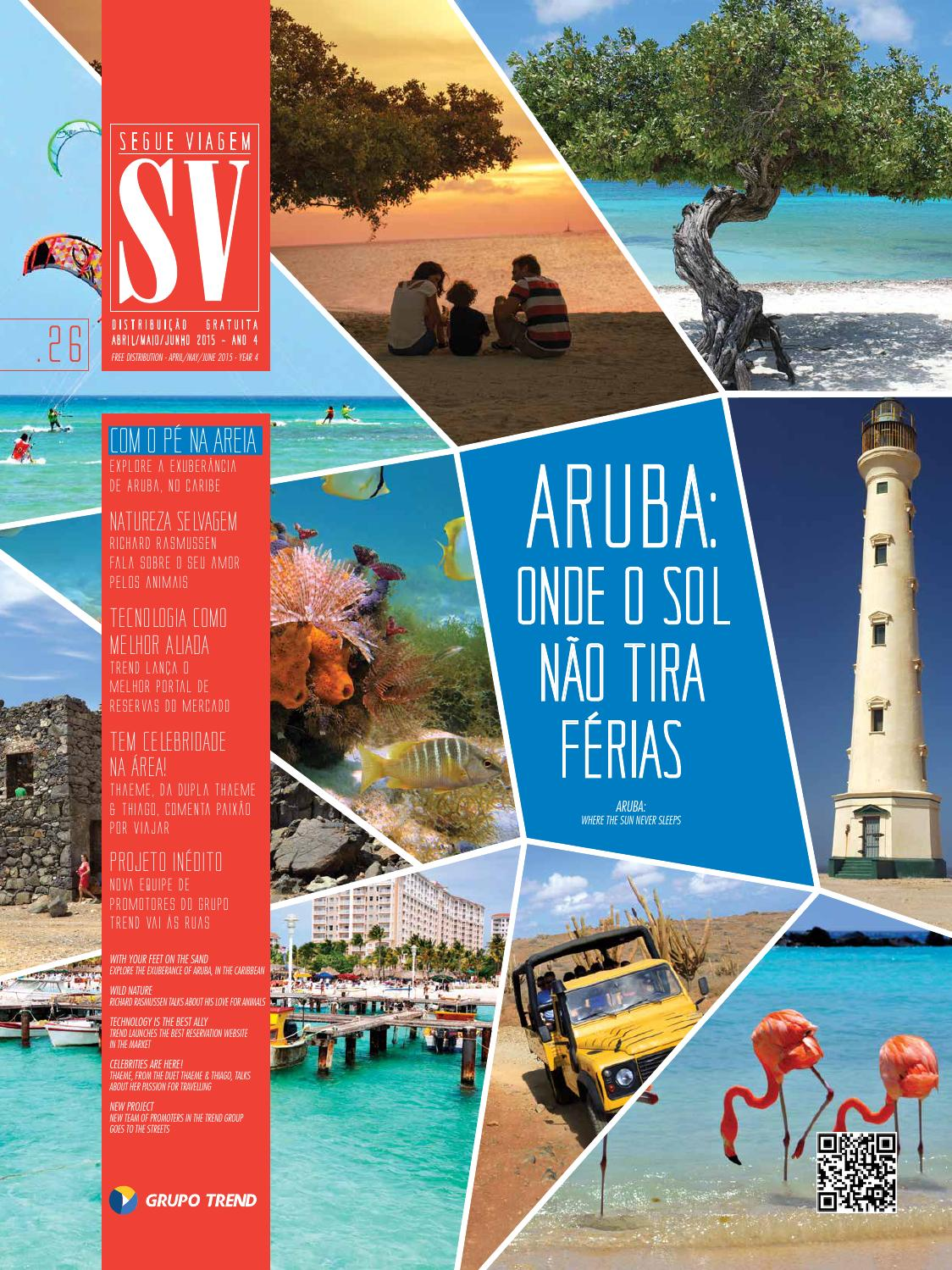 Revista segue viagem edio 26 by trend operadora issuu fandeluxe Image collections