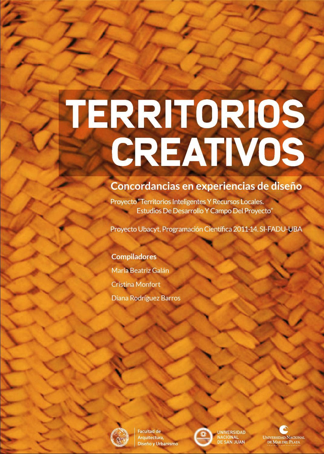 Territorioscreativos by ceprodide, Centro de Proyecto, Diseño y ...