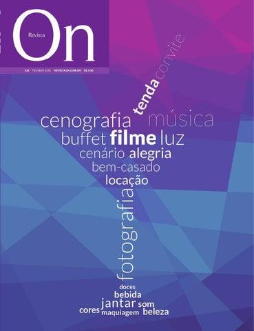 3c23de9fdfd Revista On  25 by Fiobranco Editora - issuu