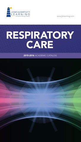 2015 2016 respiratory care catalog jones bartlett learning by page 1 fandeluxe Gallery