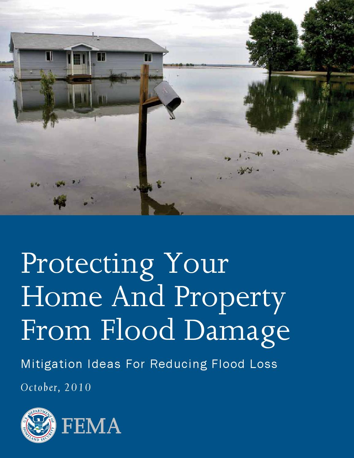 Watch Safeguarding Your Home From Flooding video