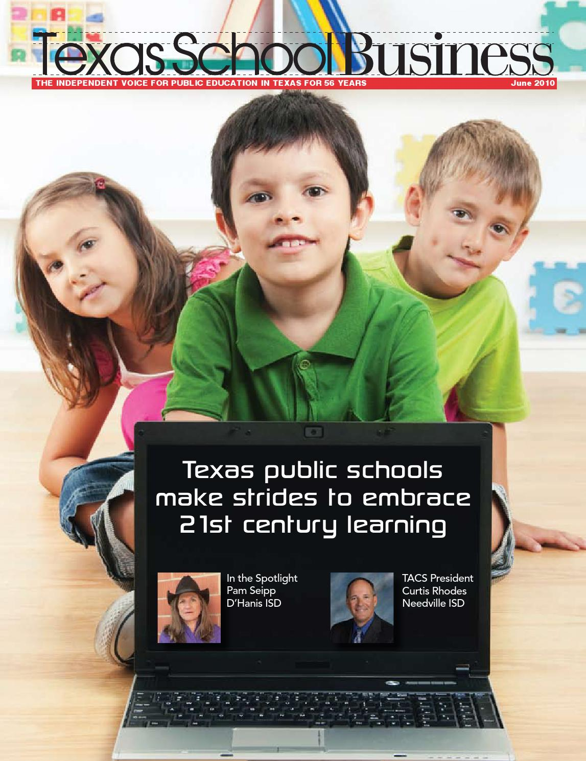 TSB—June 2010 by Texas Association of School Administrators