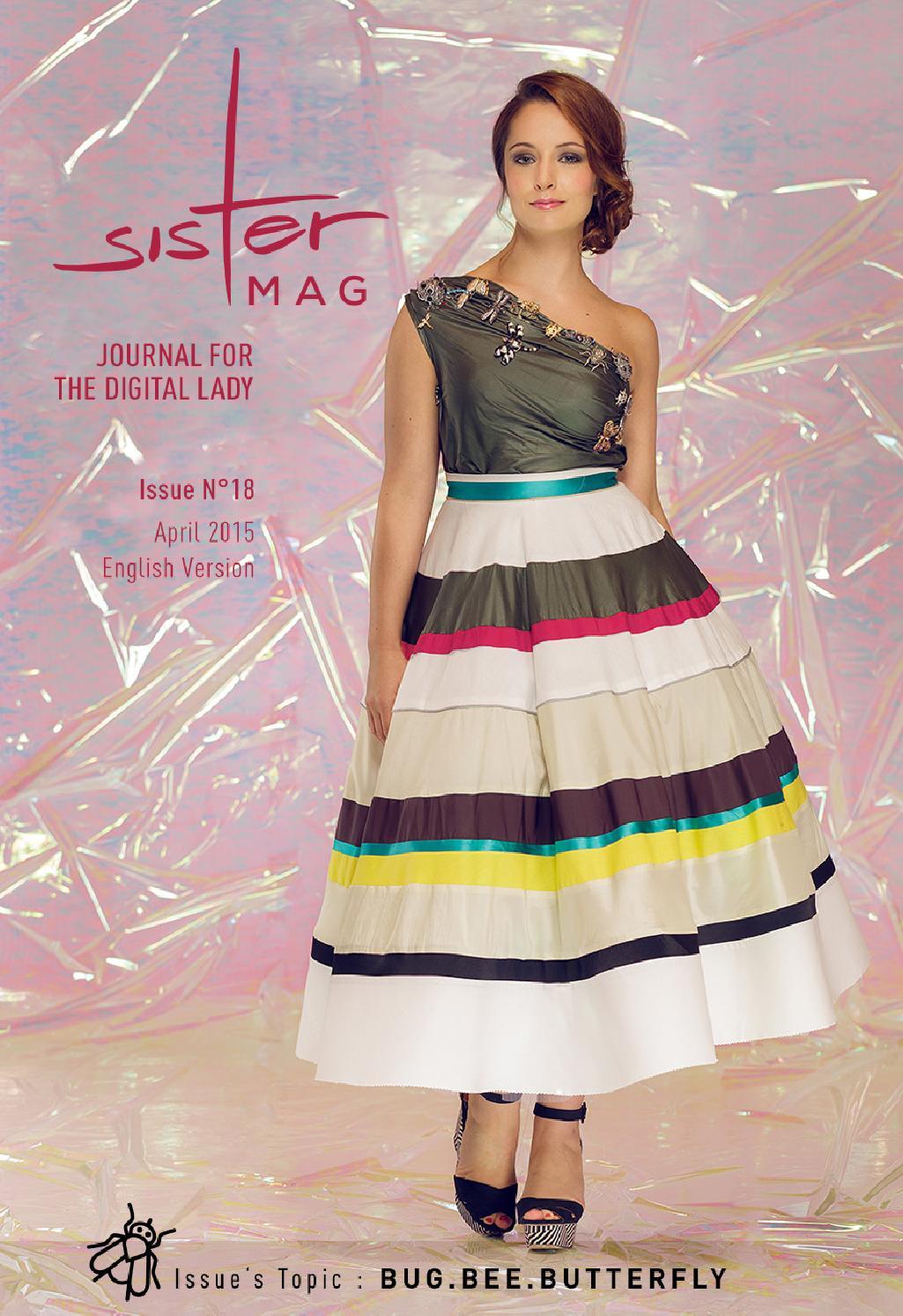 970ad72d82f sisterMAG Issue 18 by sisterMAG - issuu