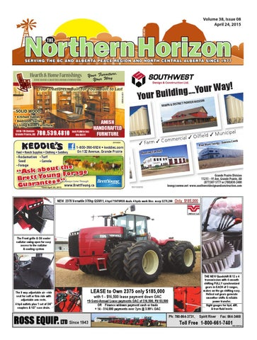 The Northern Horizon April 24 by The Northern Horizon - issuu