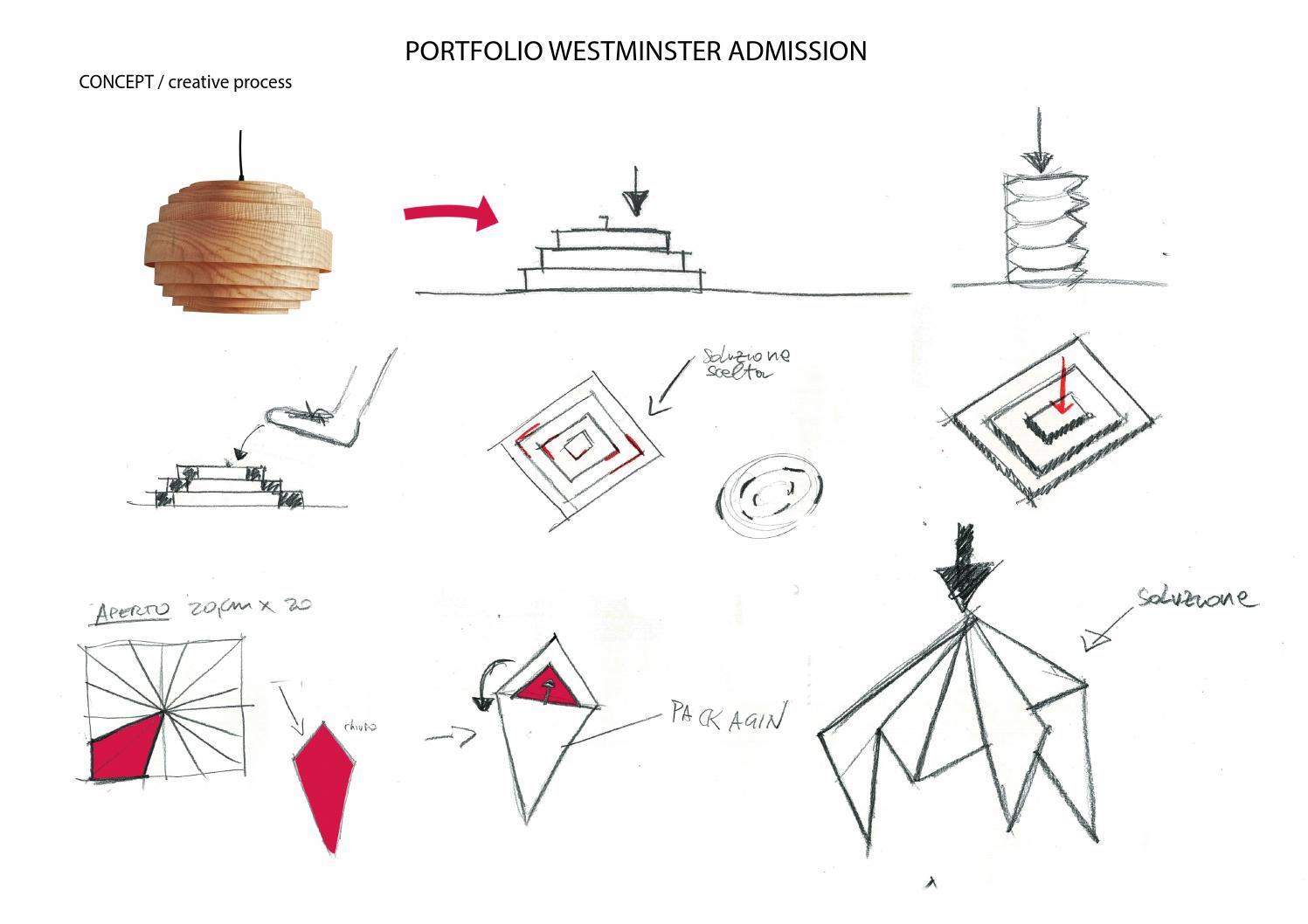 Westminster Portfolio By Gaia Buscemi Issuu