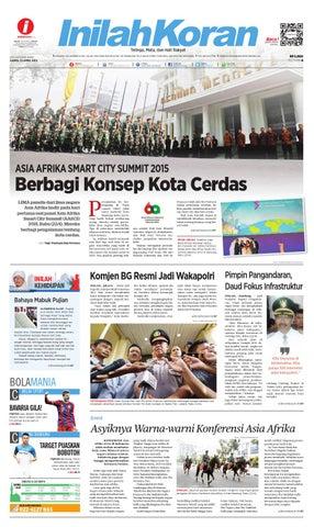 Pram Tolak DPR Tandingan by Inilah Media Jabar - issuu 3cddd9404f