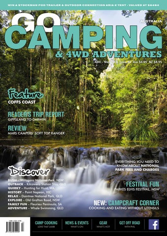 Go Camping & 4WD Adventures - Issue 96 by Vink Publishing