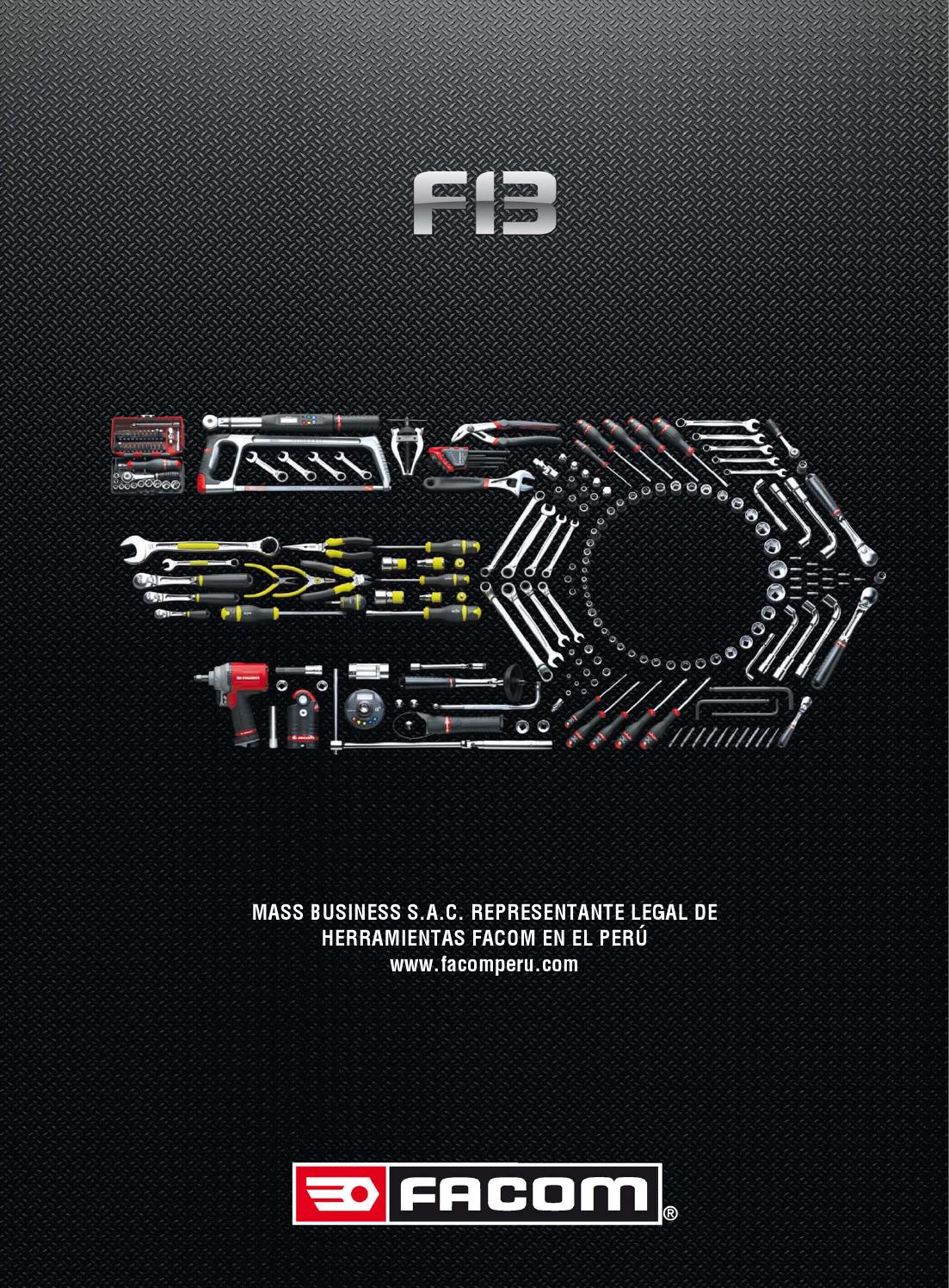 VASO 1//2 12C 25//32 Facom S.25//32