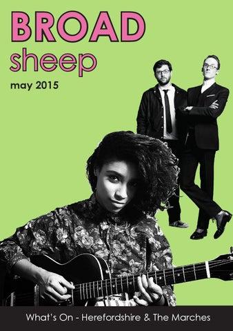 Broad Sheep May 2015 By Broadsheep Issuu