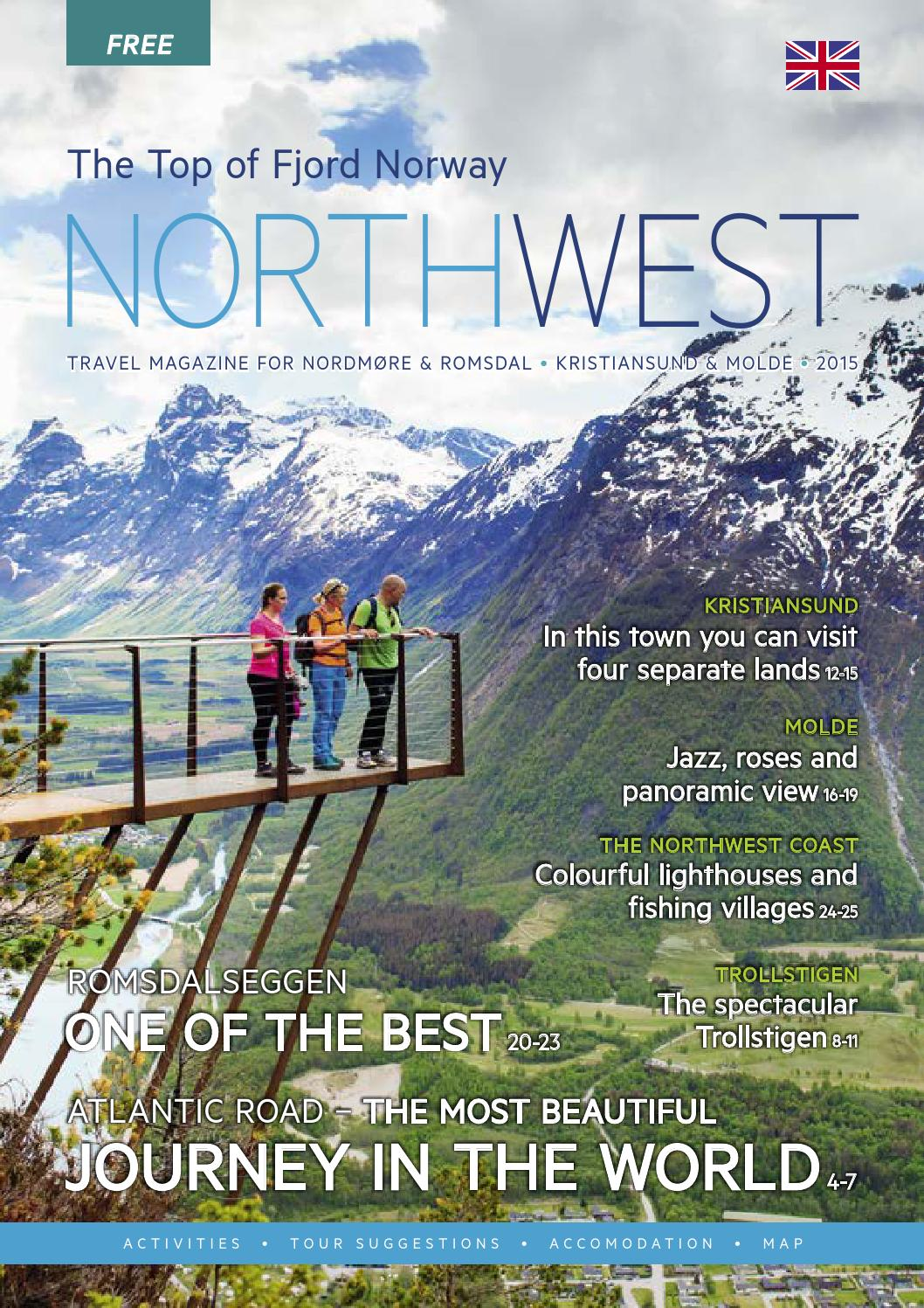 Travel Magazine Northwest 2015 By Tibe Issuu