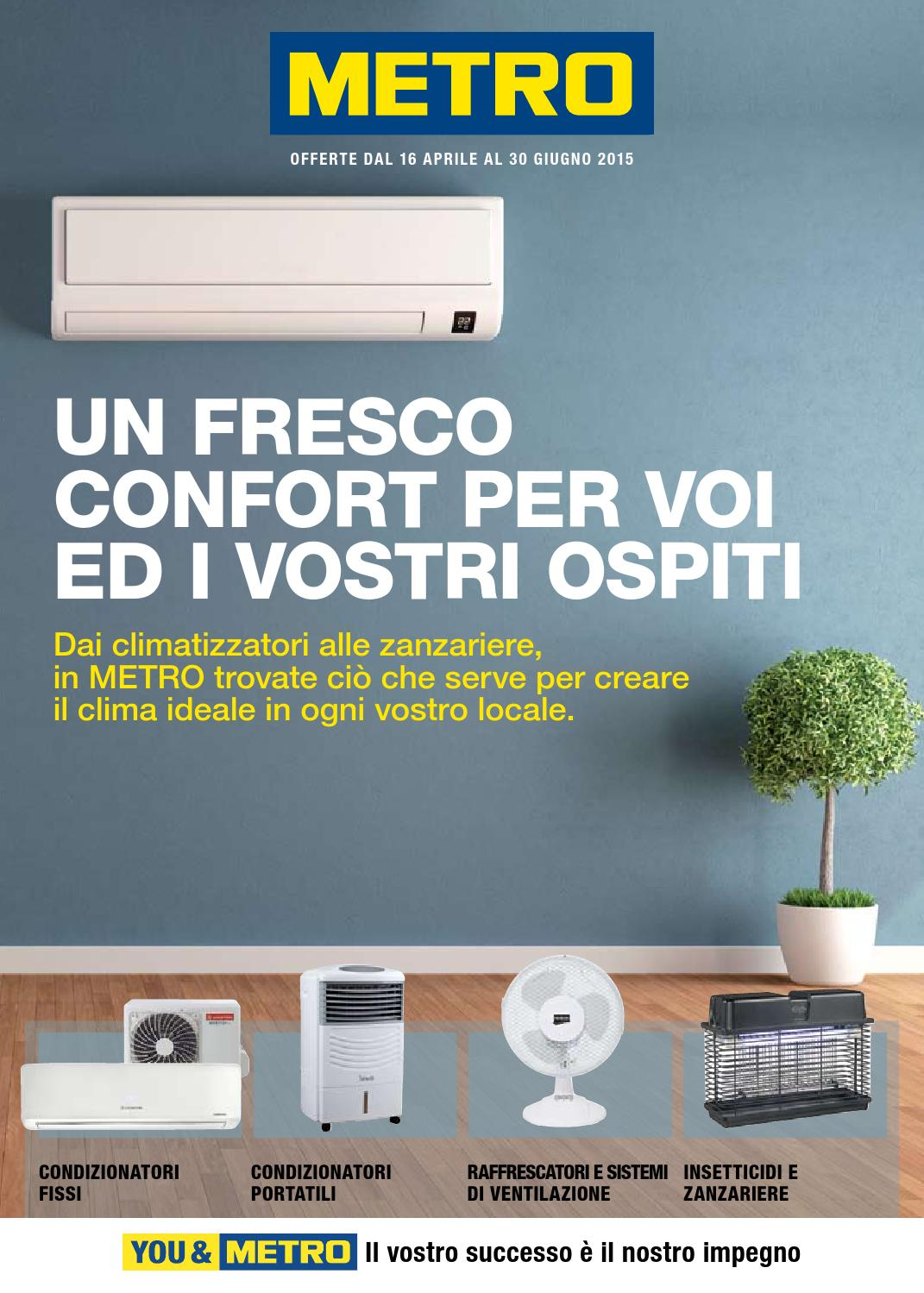 Metro italia metro speciale condizionamento by masura - issuu