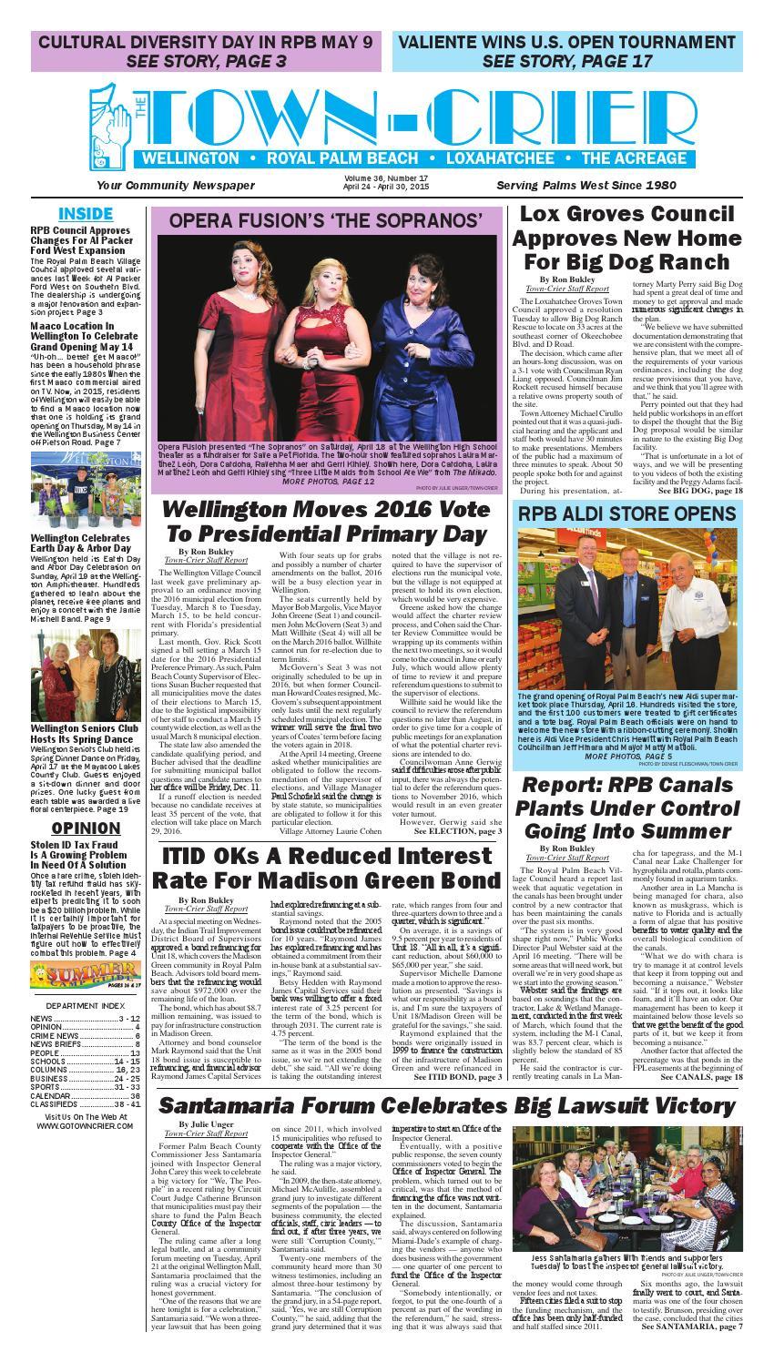 eefa1e5f5a1666 Town-Crier Newspaper April 24