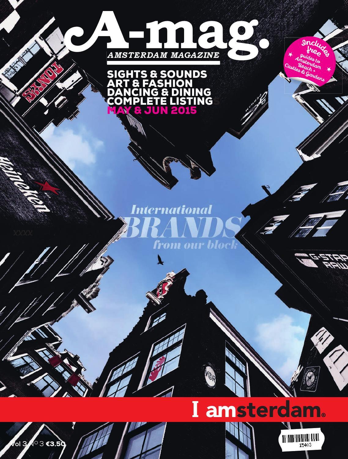 A Mag Amsterdam Magazine Vol 3 No By Marketing Issuu Andrew Smith Slim Fit Chinos Cokelat Muda 36