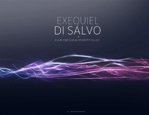 Car To Go >> Exequiel Di Salvo Car design Portfolio 2015 by Exequiel Di ...