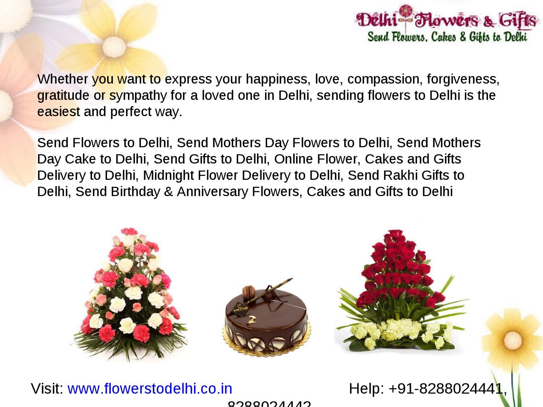 Send mothers day flowers to delhi by delhiflorist1 issuu izmirmasajfo