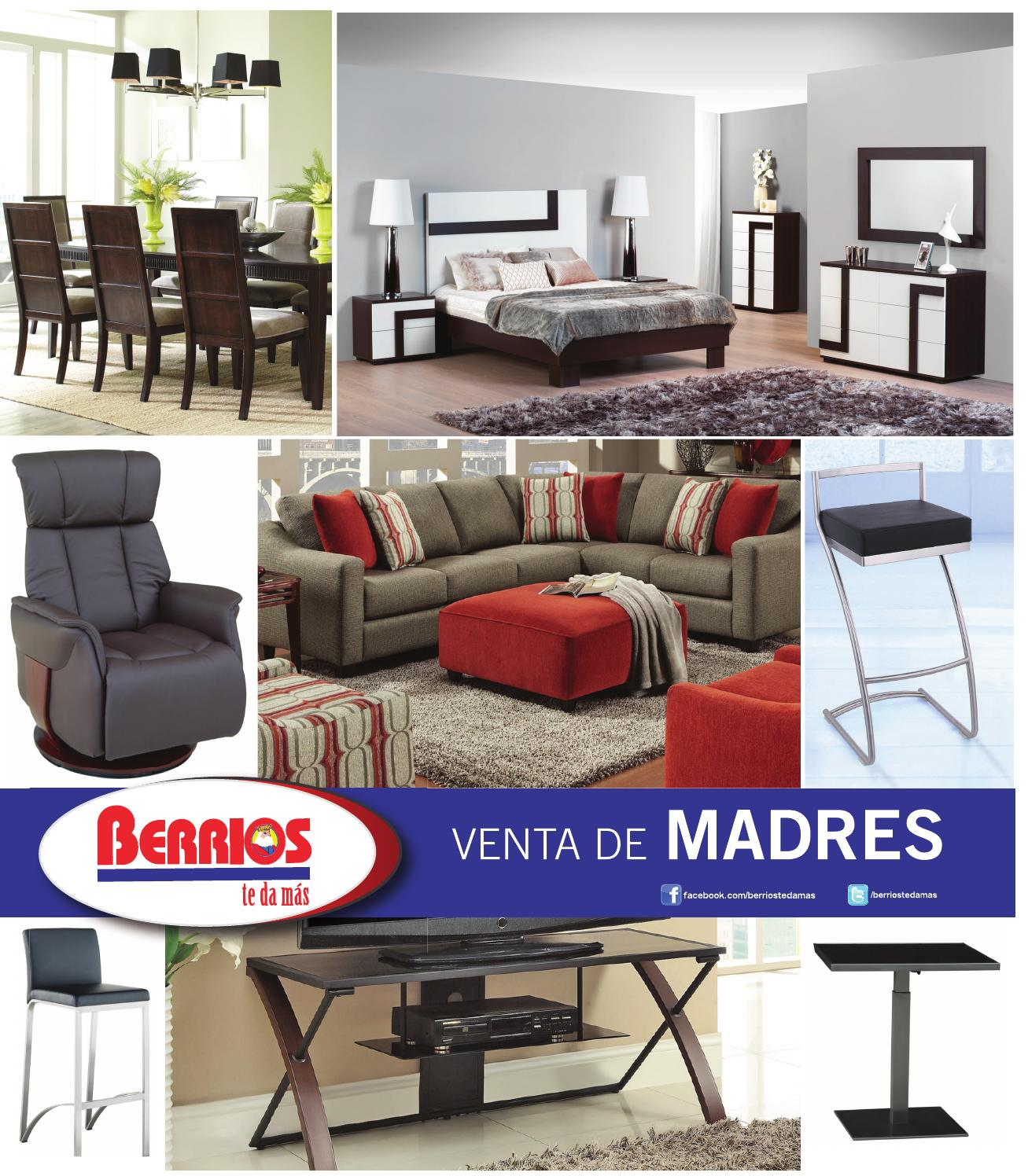 Wonderful Berrios Shopper | Madres 2015 By Berrios   Issuu