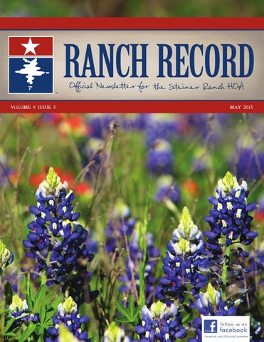 Steiner Ranch May 2015 By Peel Inc Issuu