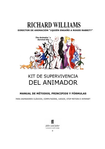 The animator s survival kit richard williams (spanish) (1) by ...